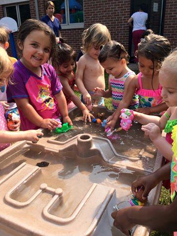 summer fun at paradigm childcare