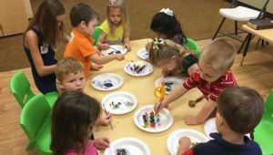 Affordable Child Care for 3-4 Year Old Preschool Children