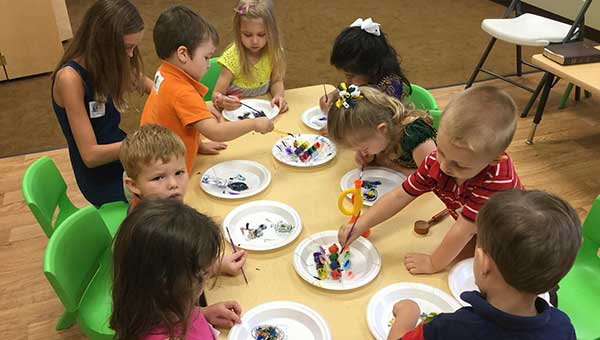 Commerce Township Preschools