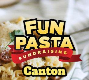 Canton Fun Pasta Fundraiser