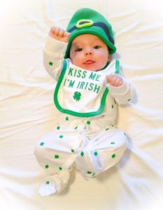 St. Patrick's Day and March activities
