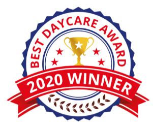2020 Best Daycare Winner